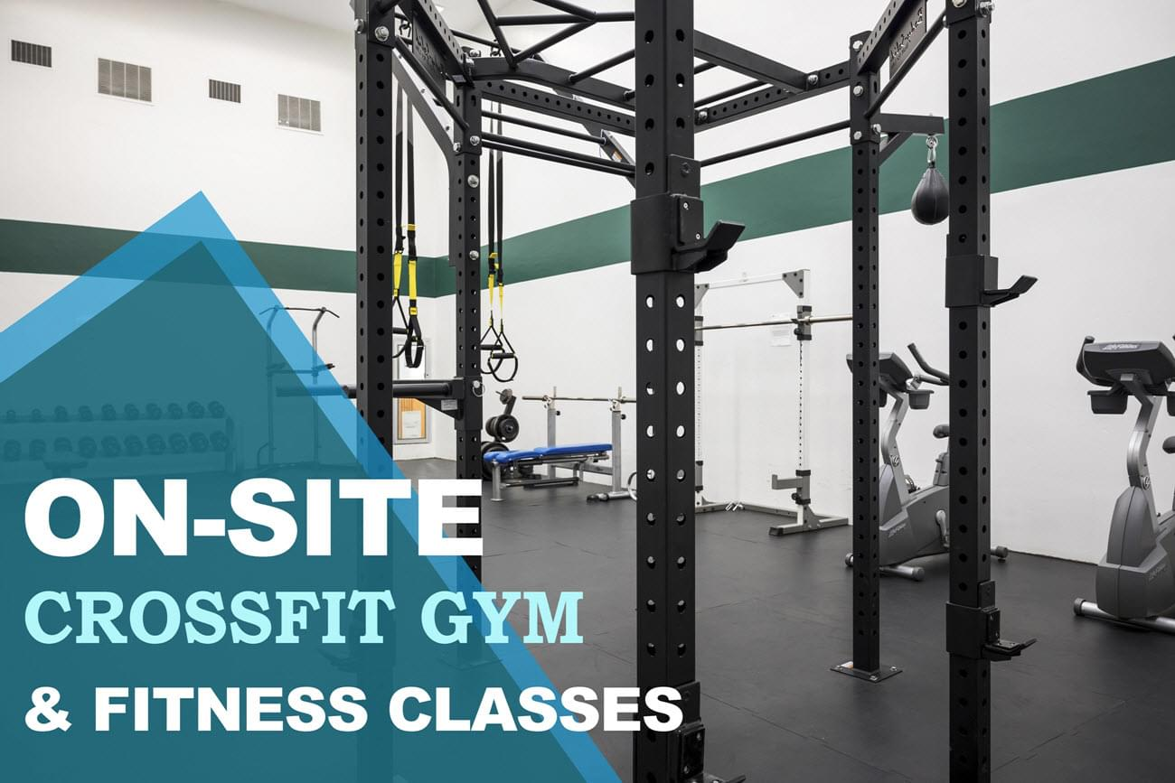 Crossfit Gym fort mcmurray