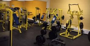 gym fort mcmurray